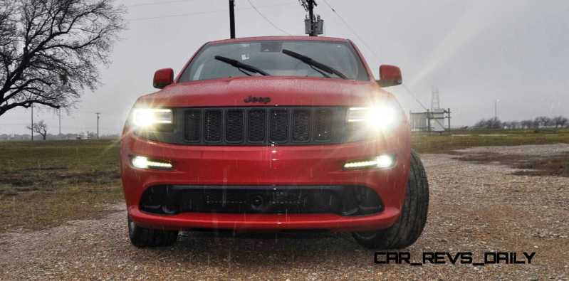 2015 Jeep Grand Cherokee SRT  15