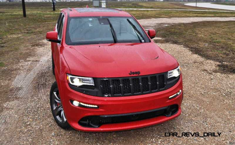 2015 Jeep Grand Cherokee SRT  24