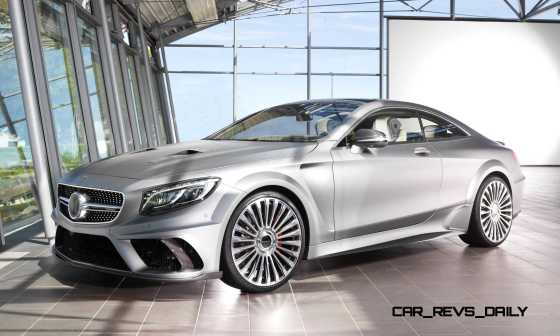 2015 MANSORY S63 Coupe Widebody 3