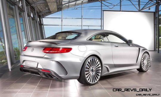 2015 MANSORY S63 Coupe Widebody 8
