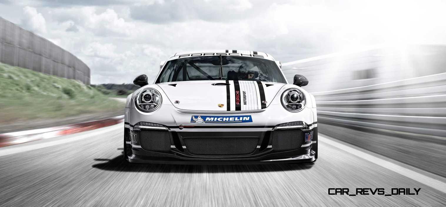2015 Porsche 991 GT3 Cup 6