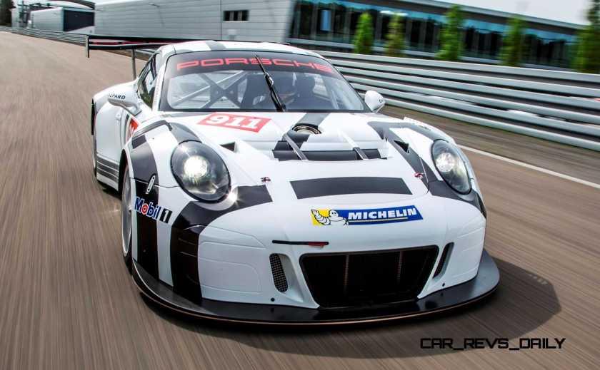 2015 Porsche 991 GT3 R 5
