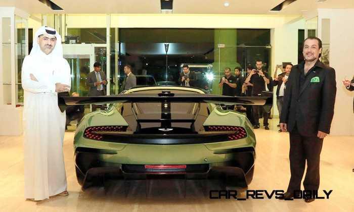 2016 Aston Martin VULCAN 39