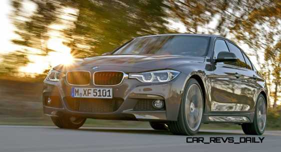 2016 BMW 3 Series 30