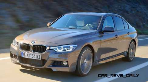 2016 BMW 3 Series 33