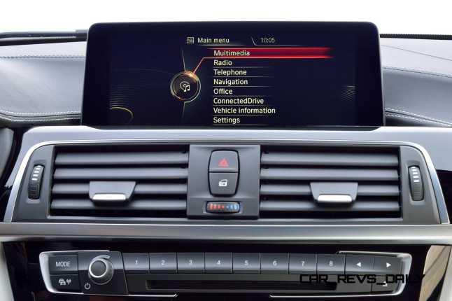2016 BMW 3 Series Interiors 23