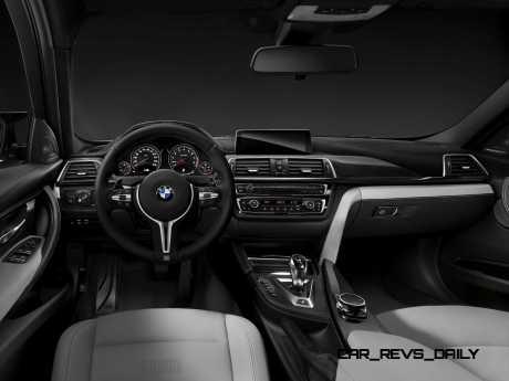 2016 BMW 3 Series Interiors 29