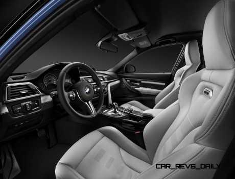 2016 BMW 3 Series Interiors 30