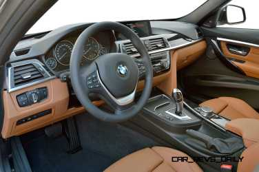 2016 BMW 3 Series Interiors 6