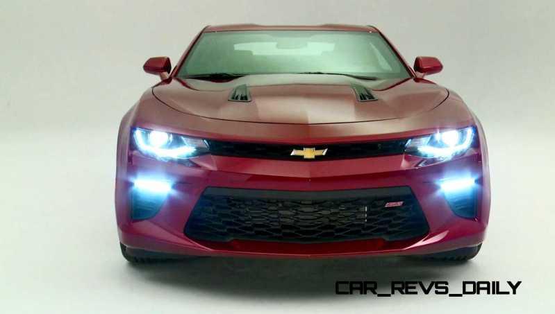 2016 Chevrolet Camaro Flyaround Studio Photos 56
