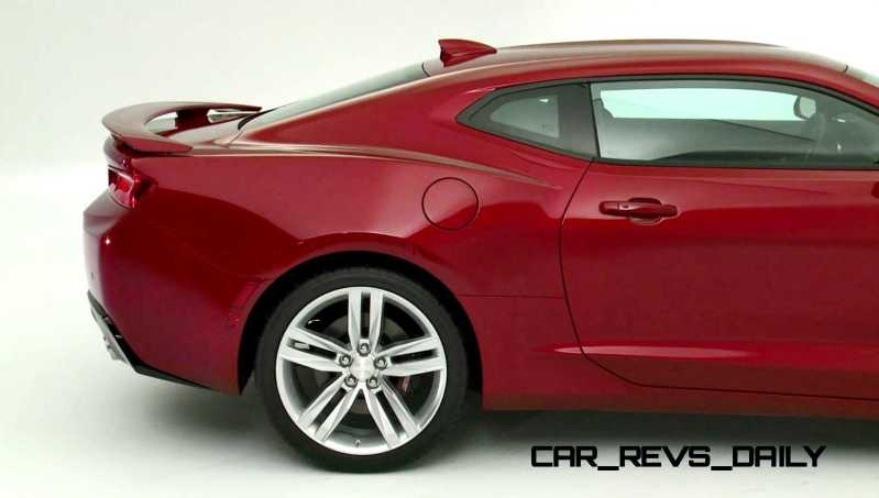 2016 Chevrolet Camaro Flyaround Studio Photos 60