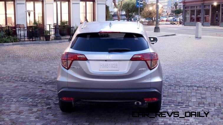 2016 Honda HR-V - Alabaster Silver Metallic (CVT only) 14