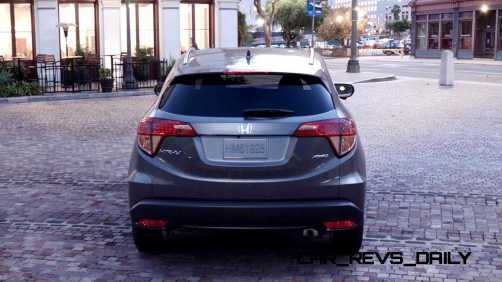 2016 Honda HR-V - Modern Steel Metallic 14