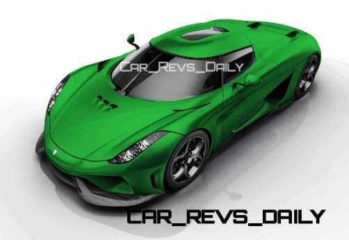 2016 Koenigsegg Colorizer Renderings 4