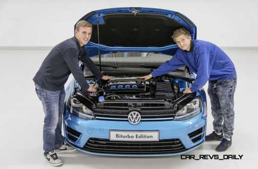 Woerthersee 2015 Golf Variant Biturbo Edition