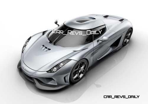 Koenigsegg Regera Colors HQ 11