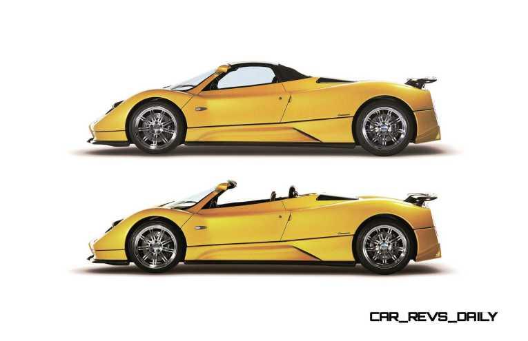Pagani Roadster 2