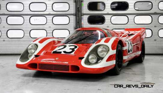 Porsche LeMans Retrospective 2