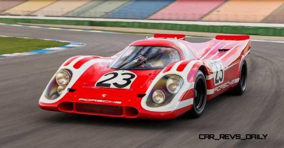 Porsche LeMans Retrospective 3