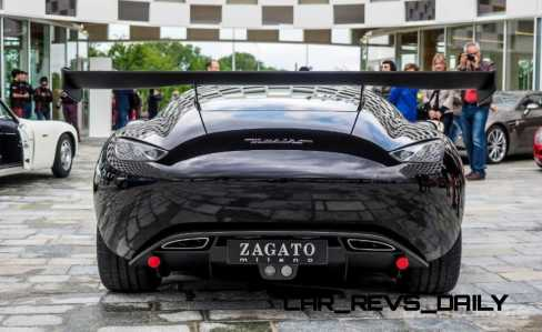 Quattroroute 2015 Zagato Mostro photos 12