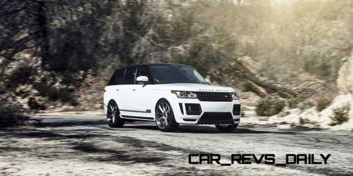 Range Rover VERITAS By Vorsteiner 1