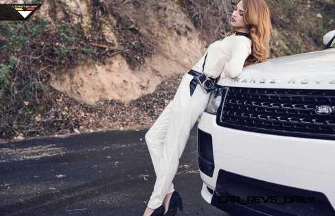 Range Rover VERITAS By Vorsteiner 28