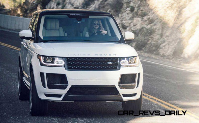 Range Rover VERITAS By Vorsteiner 32