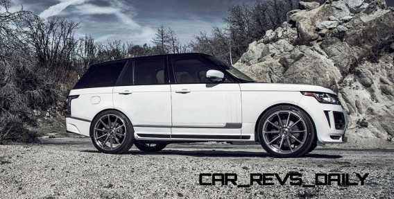 Range Rover VERITAS By Vorsteiner 8