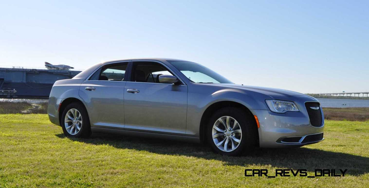 Road Test Review - 2015 Chrysler 300 Limited 31