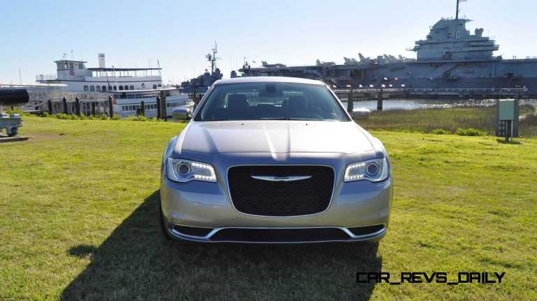Road Test Review - 2015 Chrysler 300 Limited 39