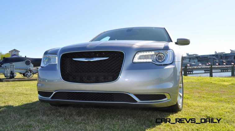 Road Test Review - 2015 Chrysler 300 Limited 44