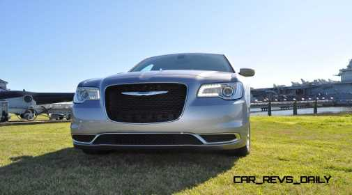 Road Test Review - 2015 Chrysler 300 Limited 46