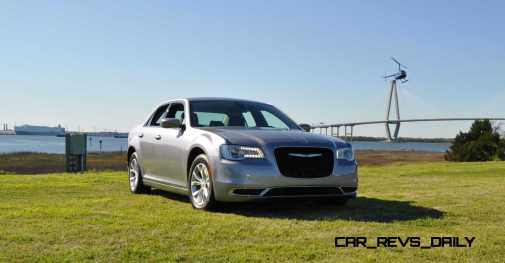 Road Test Review - 2015 Chrysler 300 Limited 64