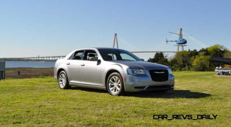 Road Test Review - 2015 Chrysler 300 Limited 69