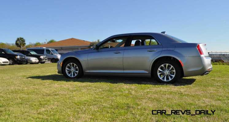 Road Test Review - 2015 Chrysler 300 Limited 87
