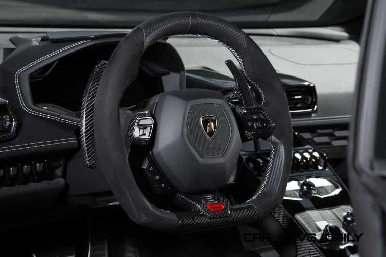 VOS Tuning for Lamborghini Huracan 10
