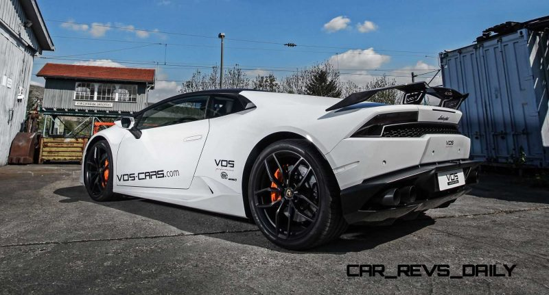 VOS Tuning for Lamborghini Huracan 23