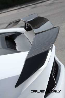 VOS Tuning for Lamborghini Huracan 4