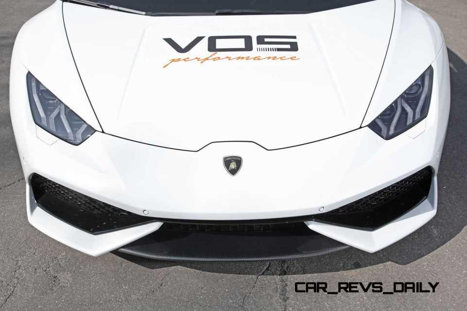 VOS Tuning for Lamborghini Huracan 9