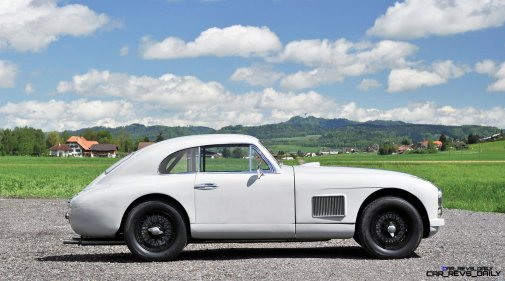 1950 Aston Martin DB2 Vantage 5