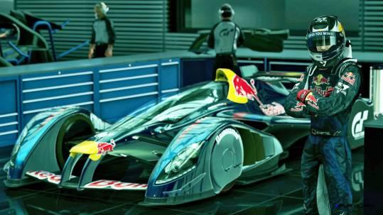 2010 Red Bull X1 13