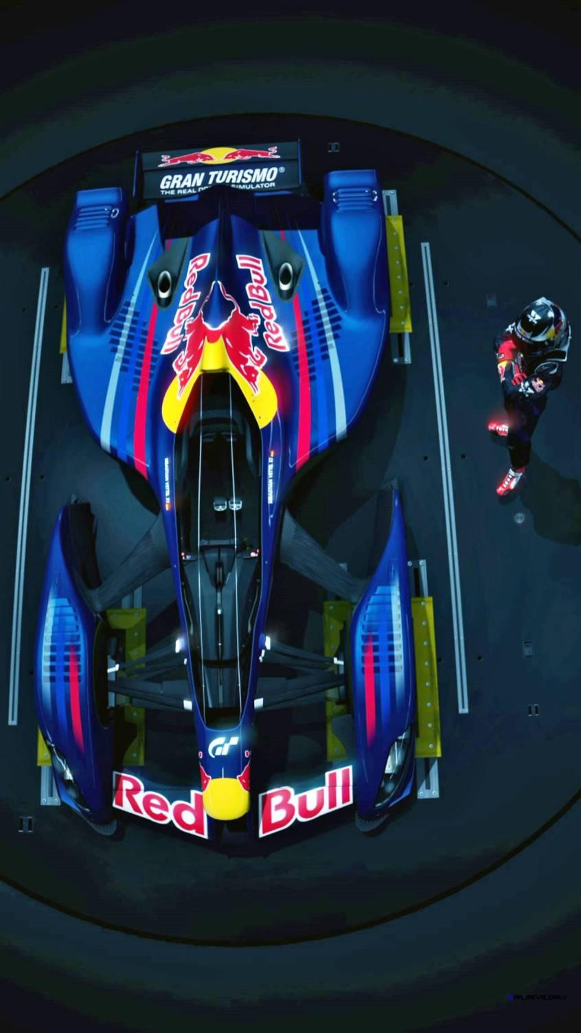 2010 Red Bull X1 32