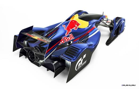 2010 Red Bull X1 42