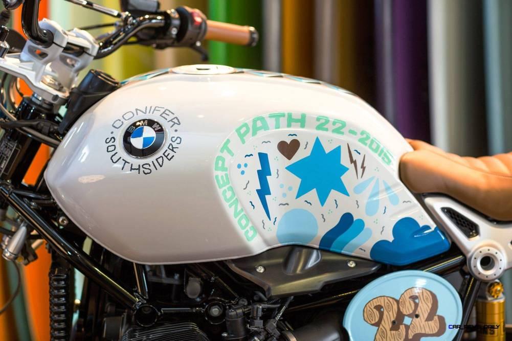 2015 BMW Concept Path 22 Scrambler 20