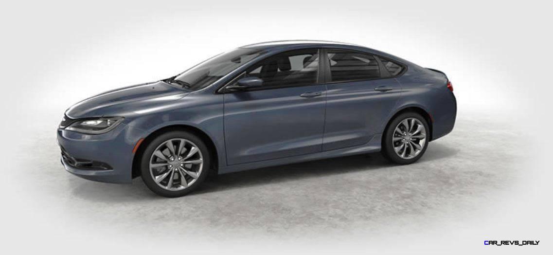 2015 Chrysler 200S Colors 16