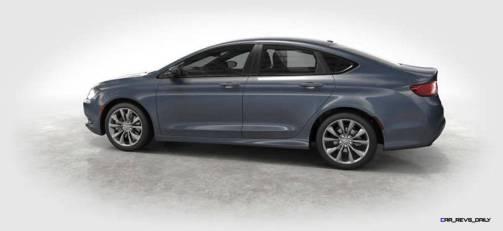 2015 Chrysler 200S Colors 24