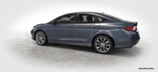 2015 Chrysler 200S Colors 26