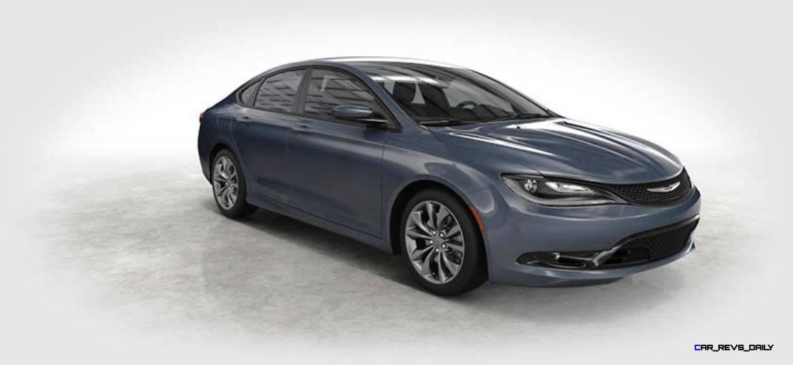 2015 Chrysler 200S Colors 67