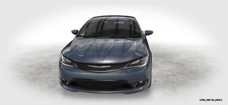 2015 Chrysler 200S Colors 77