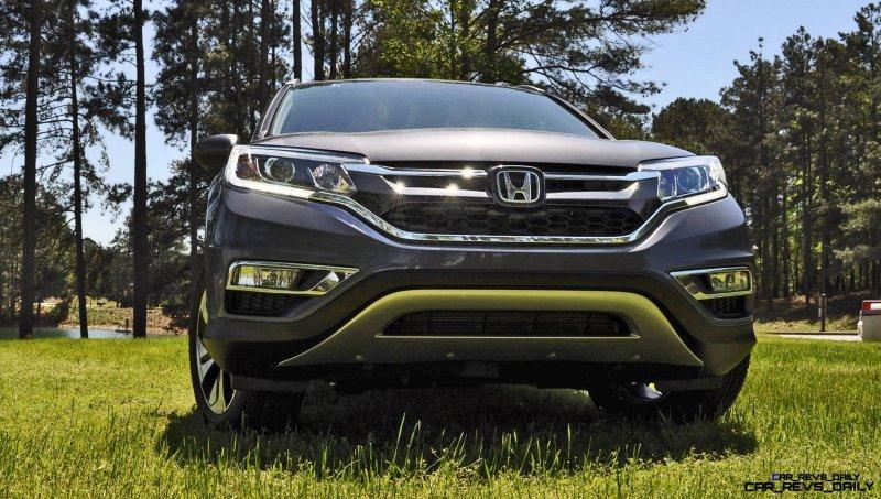 2015 Honda CR-V Touring AWD Review 56